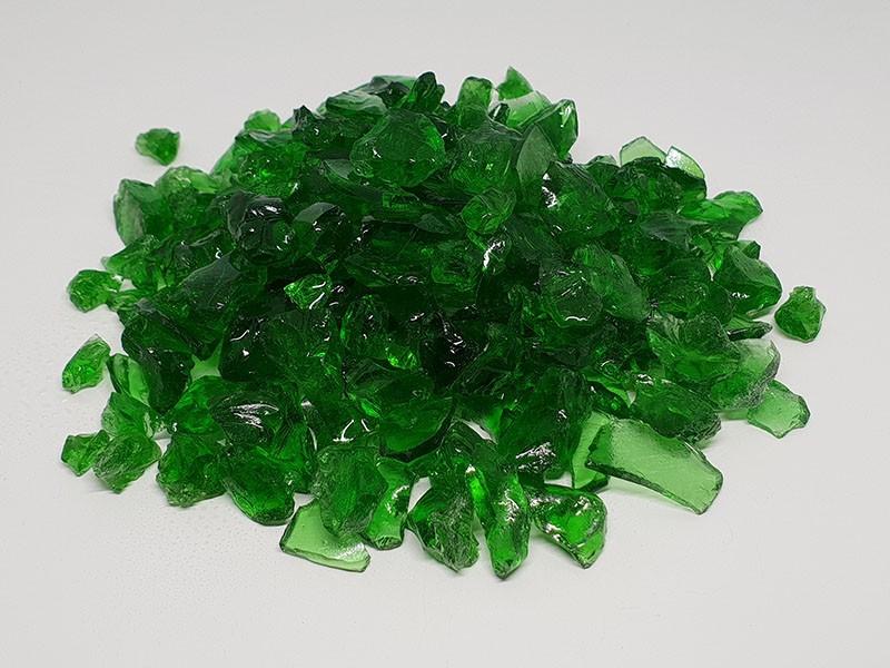 Verre - Vert