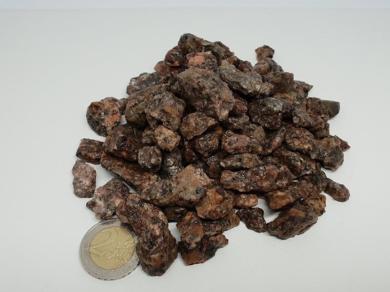 Granit rouge corail