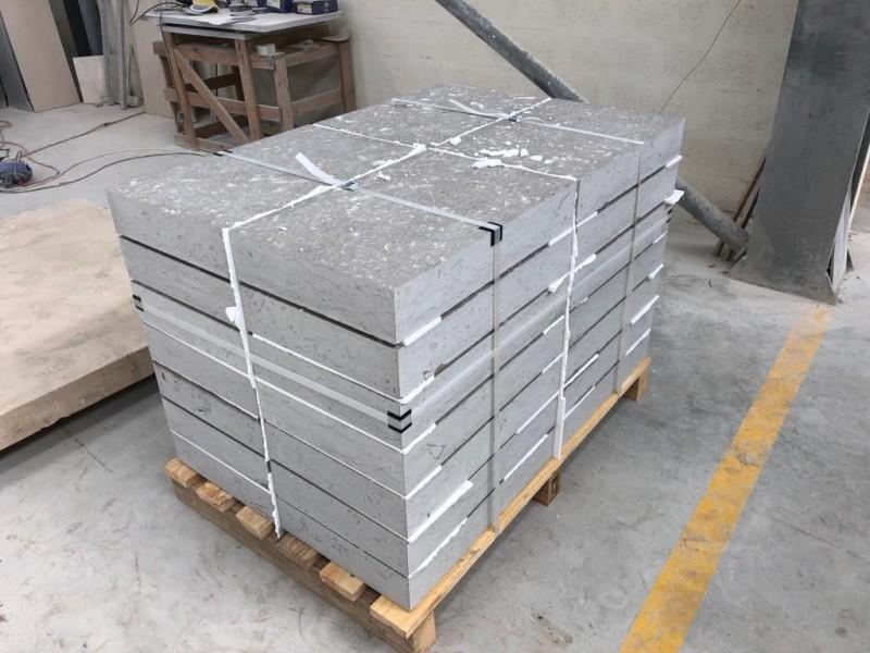 Dalles Calcaire gris